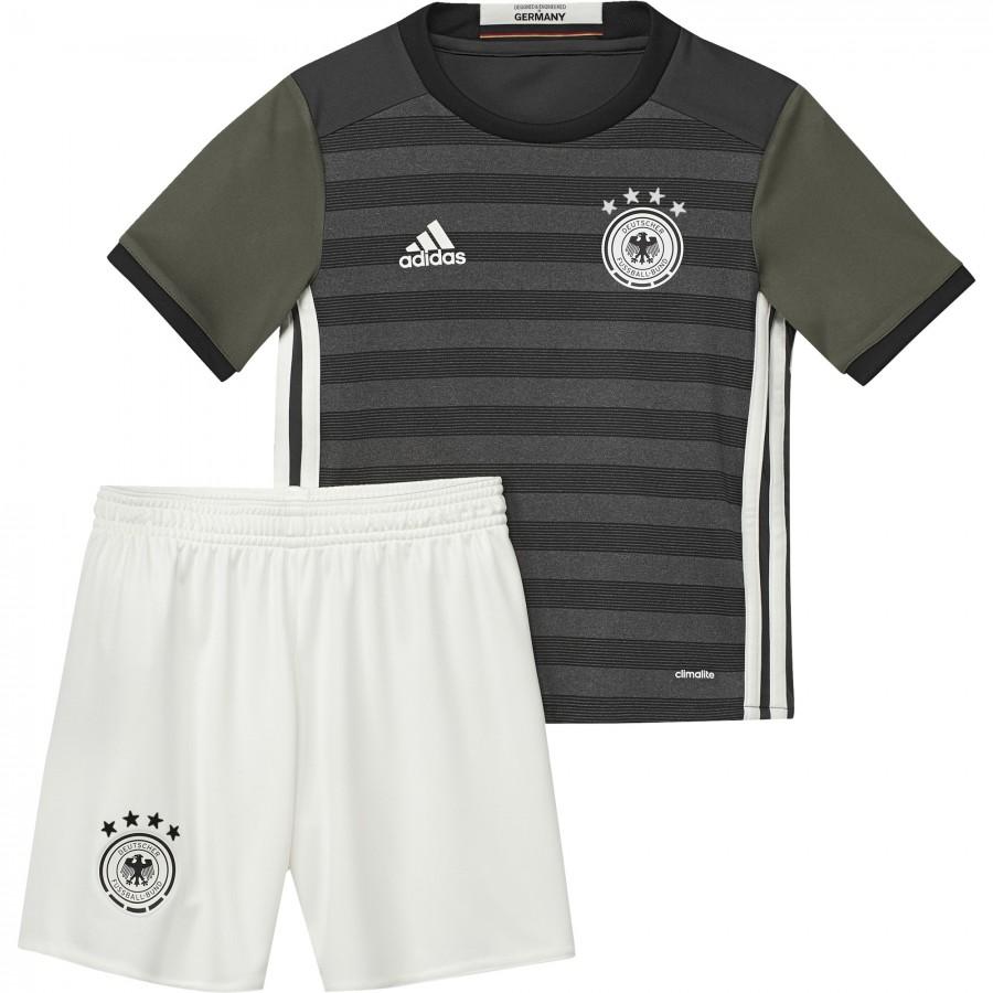ensemble b b adidas deutscher fussball bund aa0115. Black Bedroom Furniture Sets. Home Design Ideas