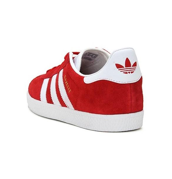 Distracción Adjunto archivo Noreste  Sneaker grade school Adidas Gazelle J By9543