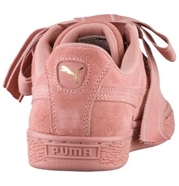 Puma Wmns Suede Heart Satin 364084-03