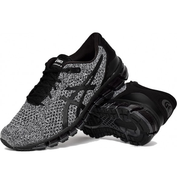 men sneakers asics gel quantum 360 knit 2 t840n 9001. Black Bedroom Furniture Sets. Home Design Ideas