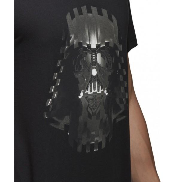 t-shirt adidas star wars dark vador