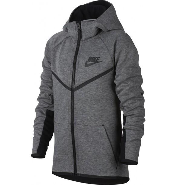 Nike ech Fleece Windrunner Big Kids 856191-091