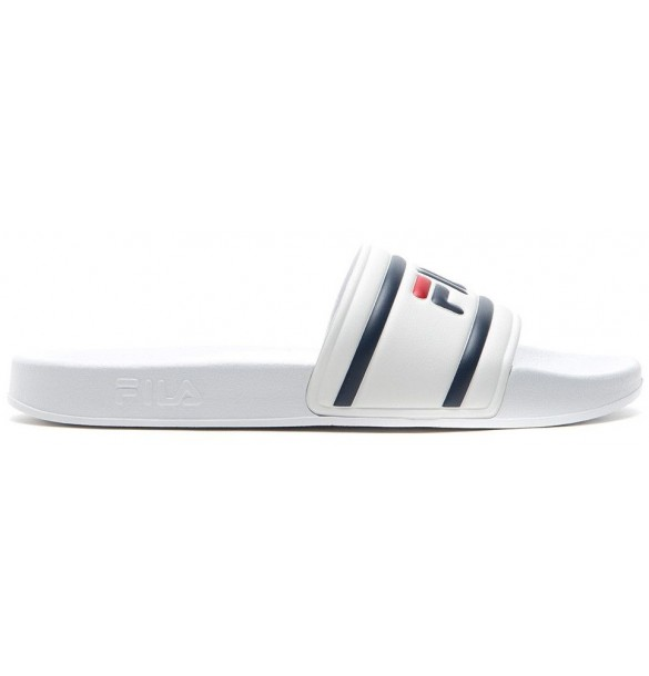 Fila Morro Bay Slipper 1010286-WHITE