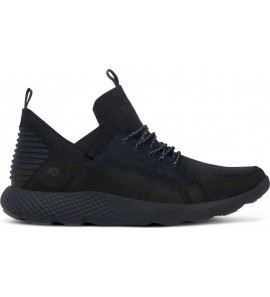 Flyroam Leather Chukka A1jsw-black