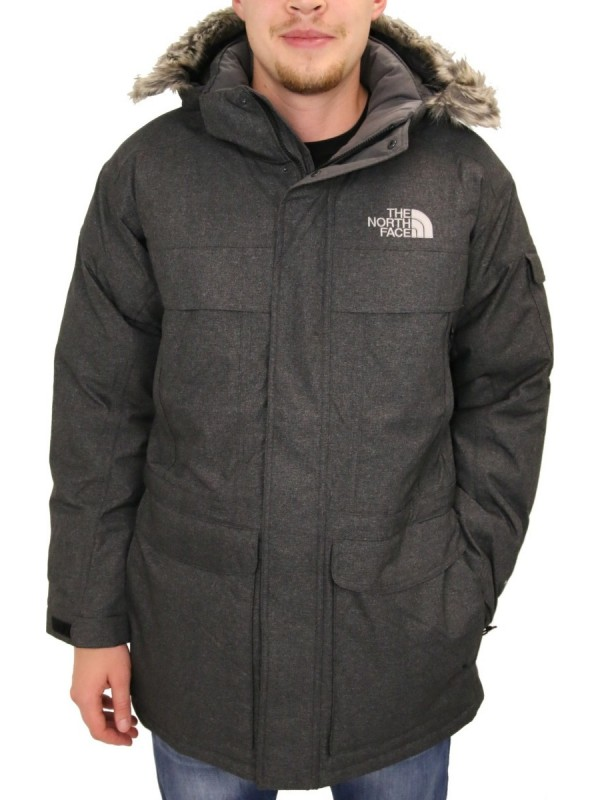 the north face mc murdo toa8xza55 black