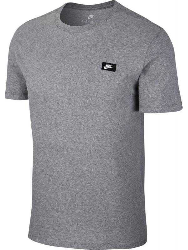 Nike M NSW TEE LBR SHOEBOX HTHR AH7925-091