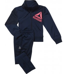 Reebok Girl's Workout Ready Tracksuit Cg2170
