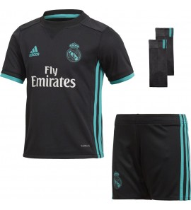 Adidas 17/18 Real Madrid Away Minikit B31096