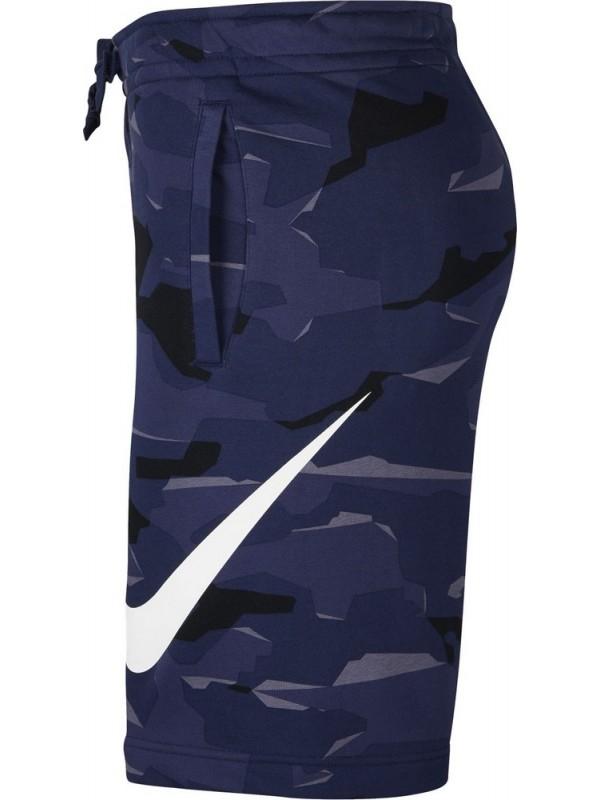 Nike CLUB CAMO SHORT FT AQ0602-498