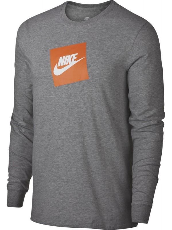 Nike M NSW TEE LS FUTURA BOX HBR AJ3873-063