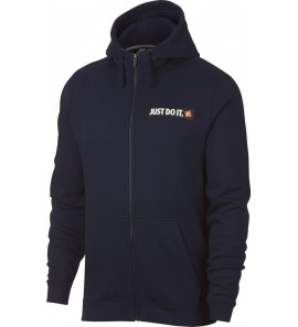 Nike M NSW HBR HOODIE FZ FLC 928703-451