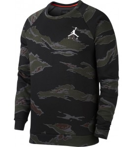 Jumpman Fleece Camo Crew AV2310-010