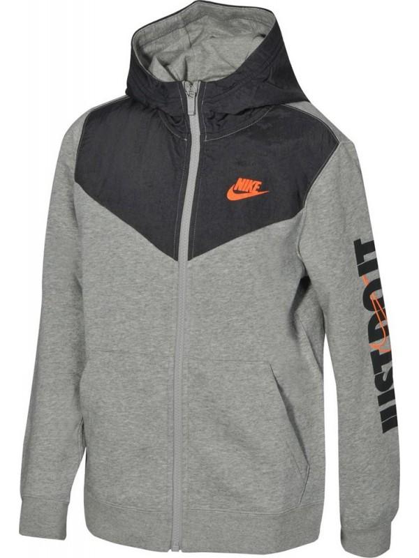 Nike B NSW HOODIE FZ JDI GFX AT5669-063