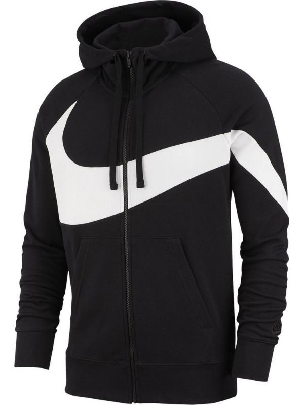 Nike M NSW HBR HOODIE FZ FT STMT AR3084-010