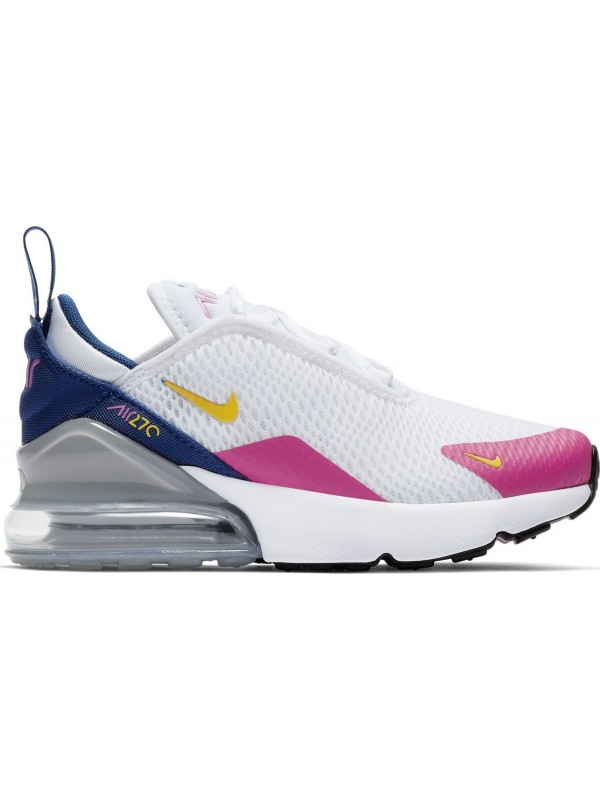 hot product run shoes professional sale Pre school sneaker Nike Air Max 270 (PS) AO2372-104