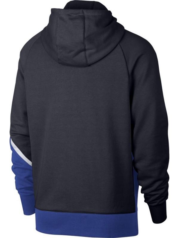 6500b11ad Track suit jacket Nike M NSW HBR HOODIE FZ FT STMT AR3084-451