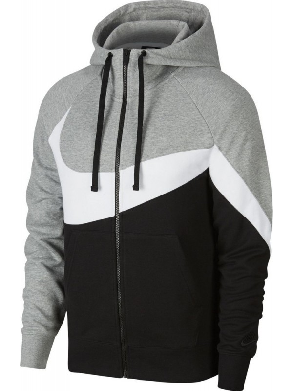 Veste de survetement Nike HBR Hoodie FZ FT STMT AR3084 063