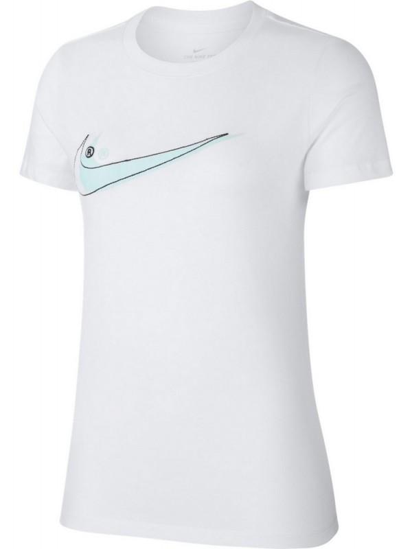Nike W NSW Tee Double SWOOSH AR5371-100