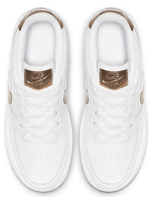 c7f2b0c134589 Sneaker grade school Nike NIKE AIR FORCE 1 EP (GS) AV5047-100