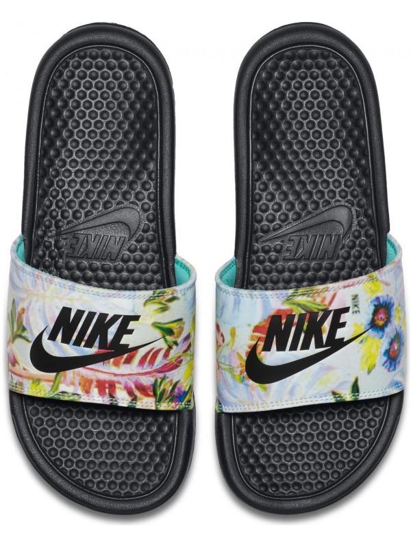 Nike WMNS BENASSI JDI PRINT 618919-023