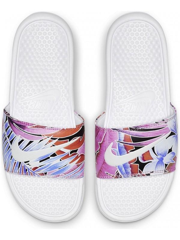 Nike WMNS BENASSI JDI PRINT 618919-113