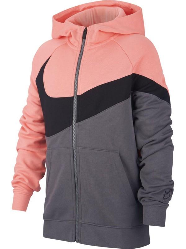 Nike B NSW HBR HOODIE FZ FT STMT BV0789-668