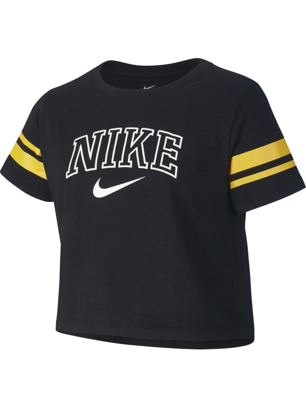 Nike G NSW SPORTY NIKE CROP BQ0996-010