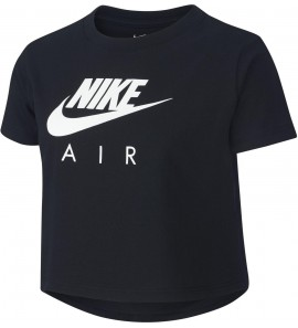 Nike G NSW TEE NIKE AIR CROP BQ8483-010