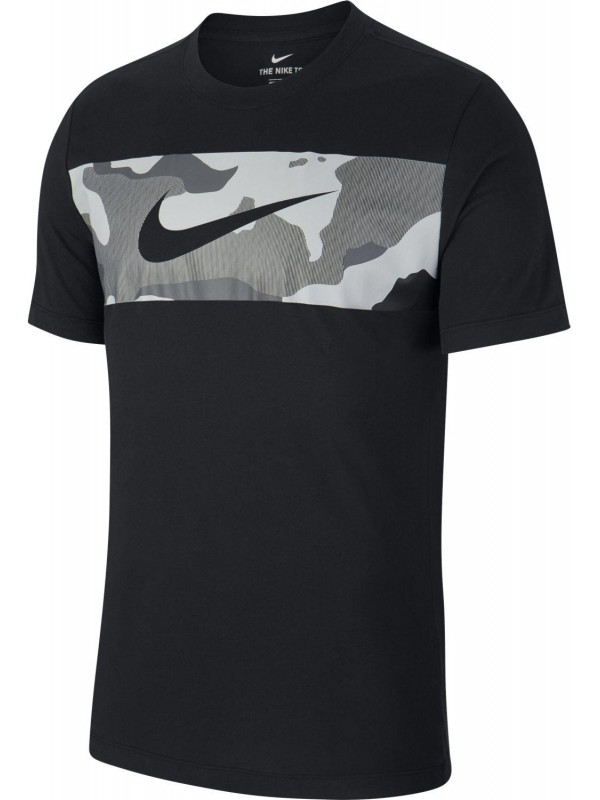 Nike M NK DRY TEE CAMO BLOCK BV7957-010