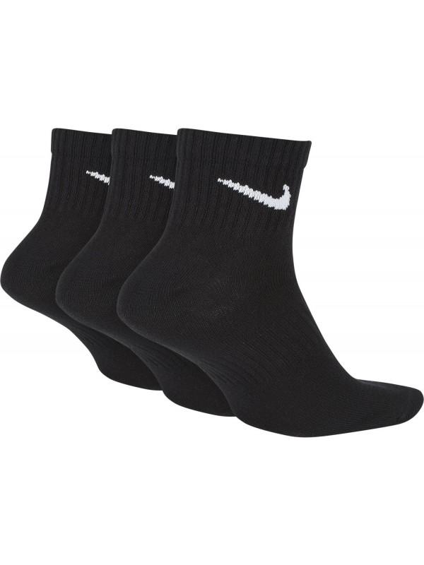 Nike U NK EVERYDAY LTWT ANKLE 3PR SX7677-010