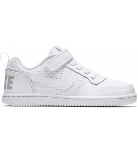 Nike COURT BOROUGH LOW (PSV) 870025-100