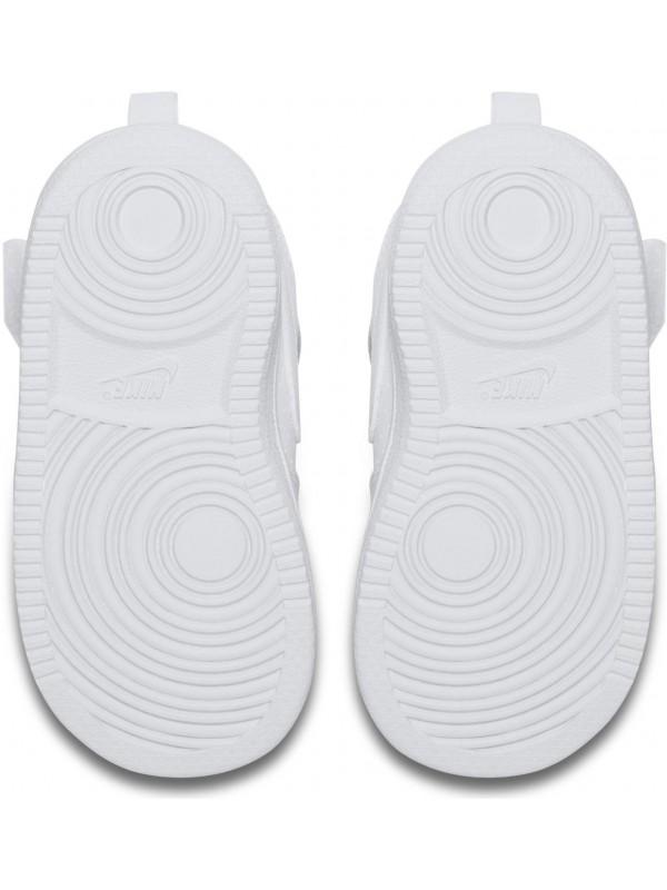 Nike COURT BOROUGH MID (TDV) 870027-100