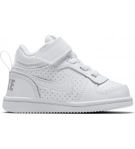 Nike COURT BOROUGH MID (TDV) 870027-100