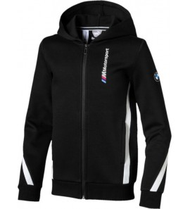 Puma BMW Kids Sweat Jacket 595513-01