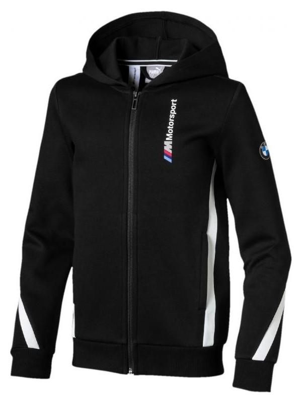 Puma BMW Kids Sweat Jacket 595513-01