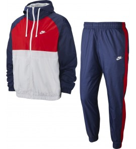 Nike M NSW CE TRK SUIT HD WVN BV3025-410