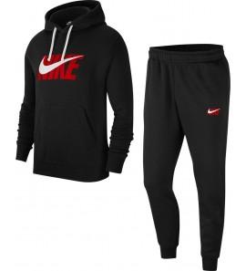 Nike M NSW CE TRK SUIT HD FLC GX CI9591-010
