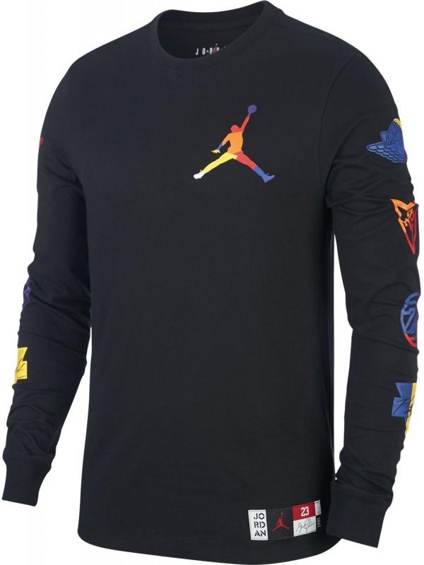 Nike M J SPRTDNA HBR LS CREW AT8938-010