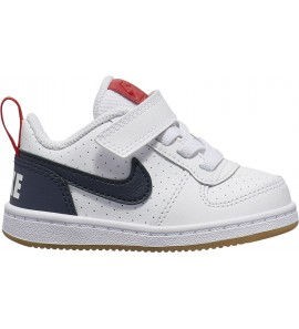 Nike COURT BOROUGH LOW (TDV) 870029-105