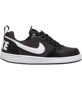 Nike NIKE COURT BOROUGH LOW PE (GS) BQ7566-002