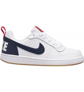 Nike Court Borough Low (GS) 839985-105