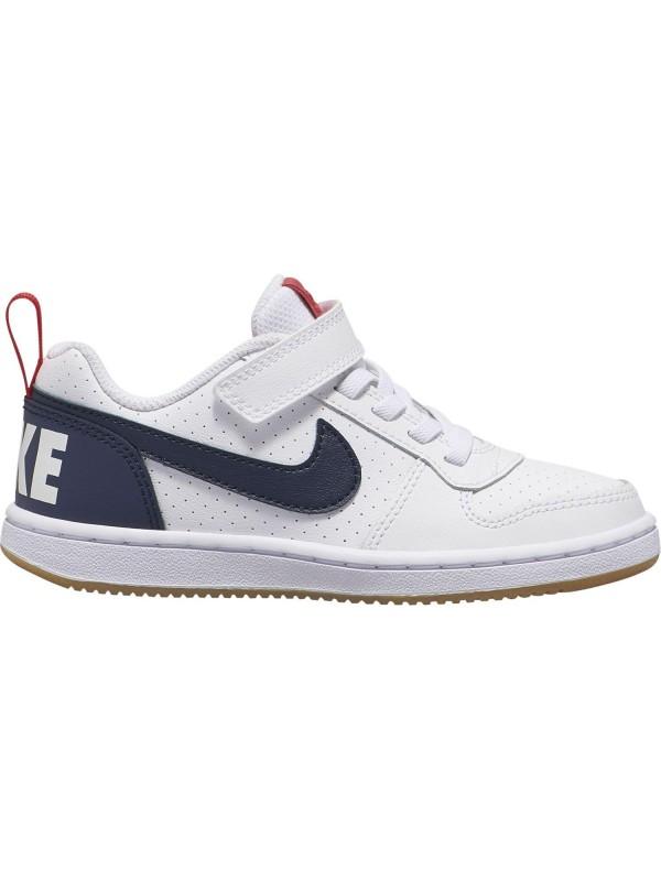 Nike Court Borough Low (PSV) 870025-105