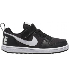 Nike Court Borough Low PE (PSV) CD8514-002
