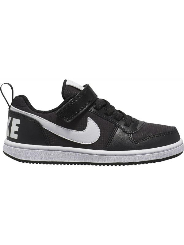 Nike Court Borough Low PE (PSV) CD8514-002