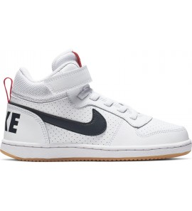 Nike COURT BOROUGH MID (PSV) 870026-107