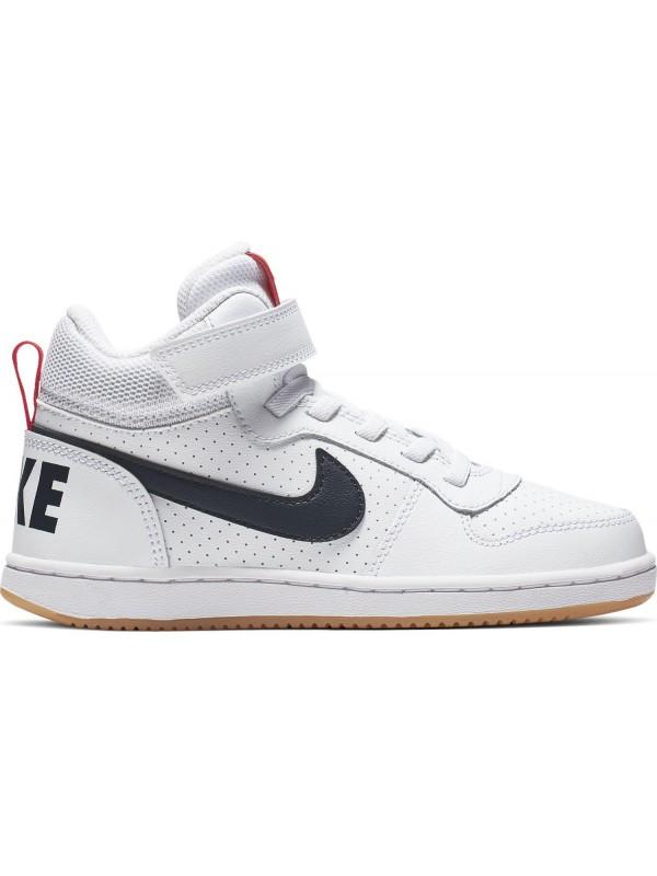 Nike COURT BOROUGH MID (PSV) 870026-107
