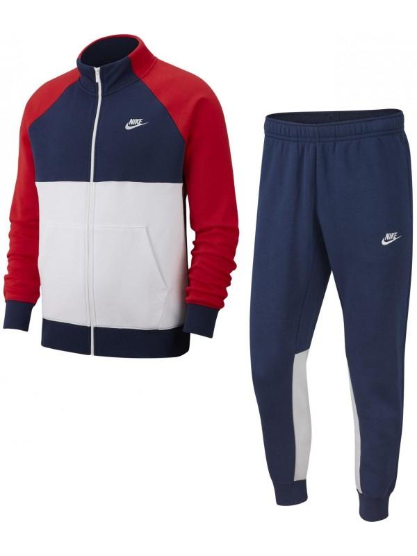 Nike M NSW CE TRK SUIT FLC BV3017-410