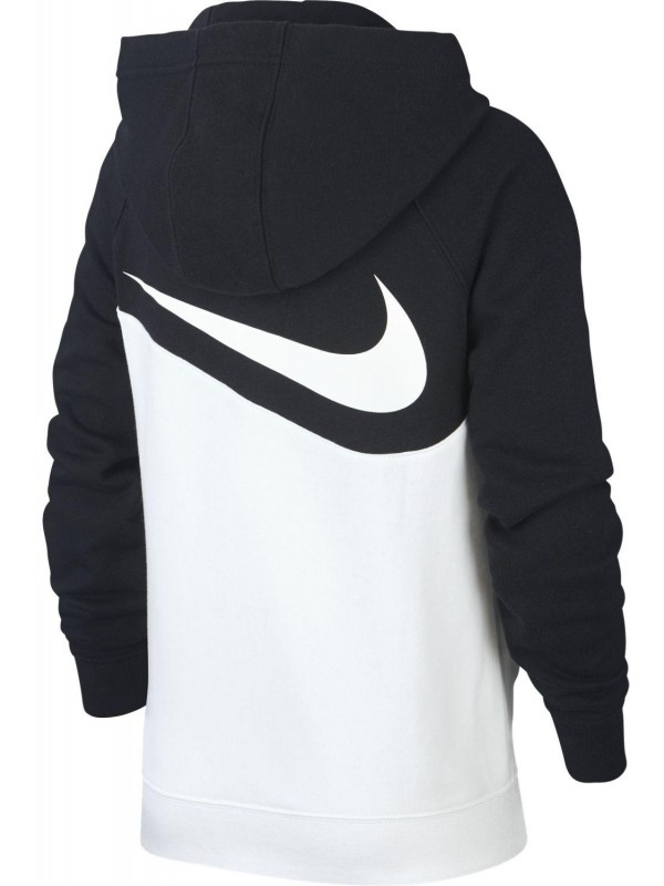 Nike B NSW SWOOSH HOODIE FZ FT CJ6968-100