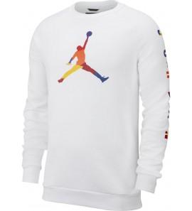 Nike M J SPRT DNA HBR FLEECE CREW AV0044-100