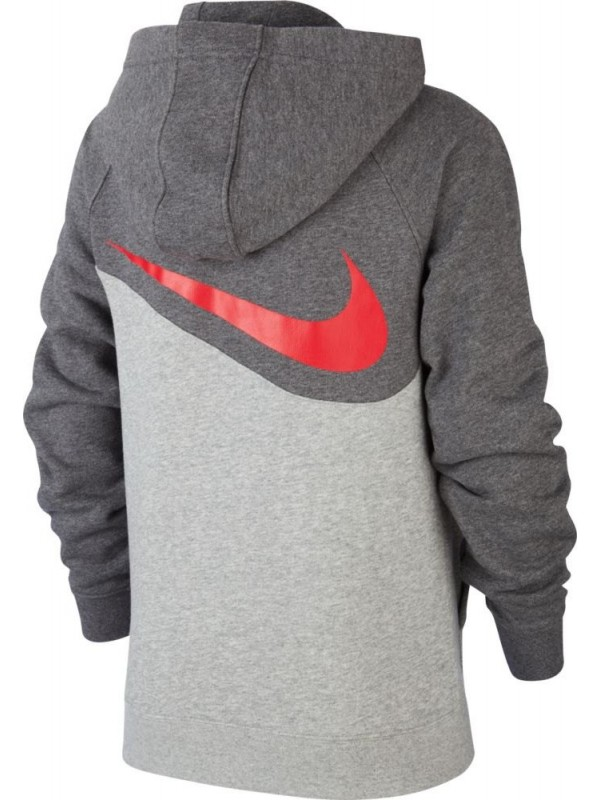 Nike B NSW SWOOSH HOODIE FZ FT CJ6968-063